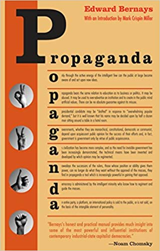 propaganda book cover