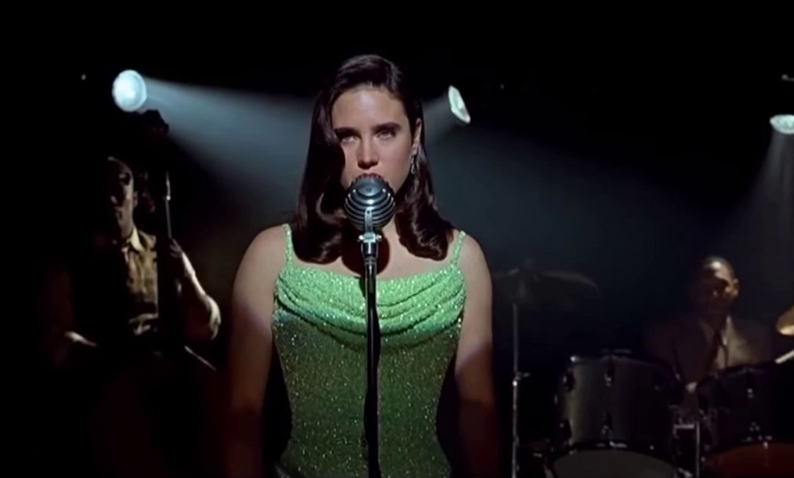 sensual singer jennifer connelly