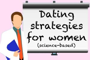 scientist teaching women how to date