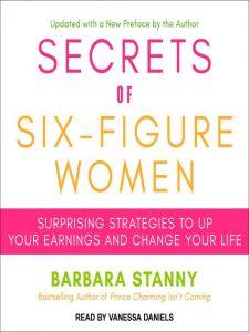 secrets of six figure women book cover