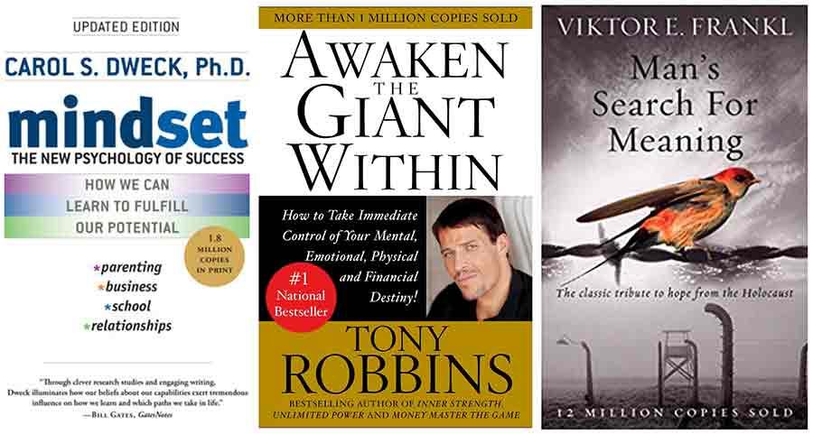 self help book reviews