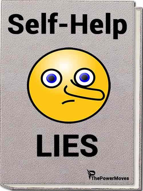self help lies