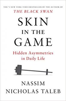 skin in the game book cover