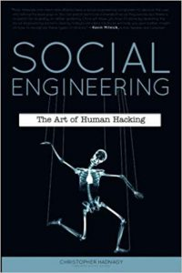 social engineering book cover