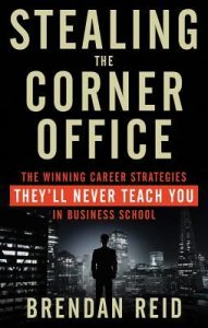 stealing the corner office book cover