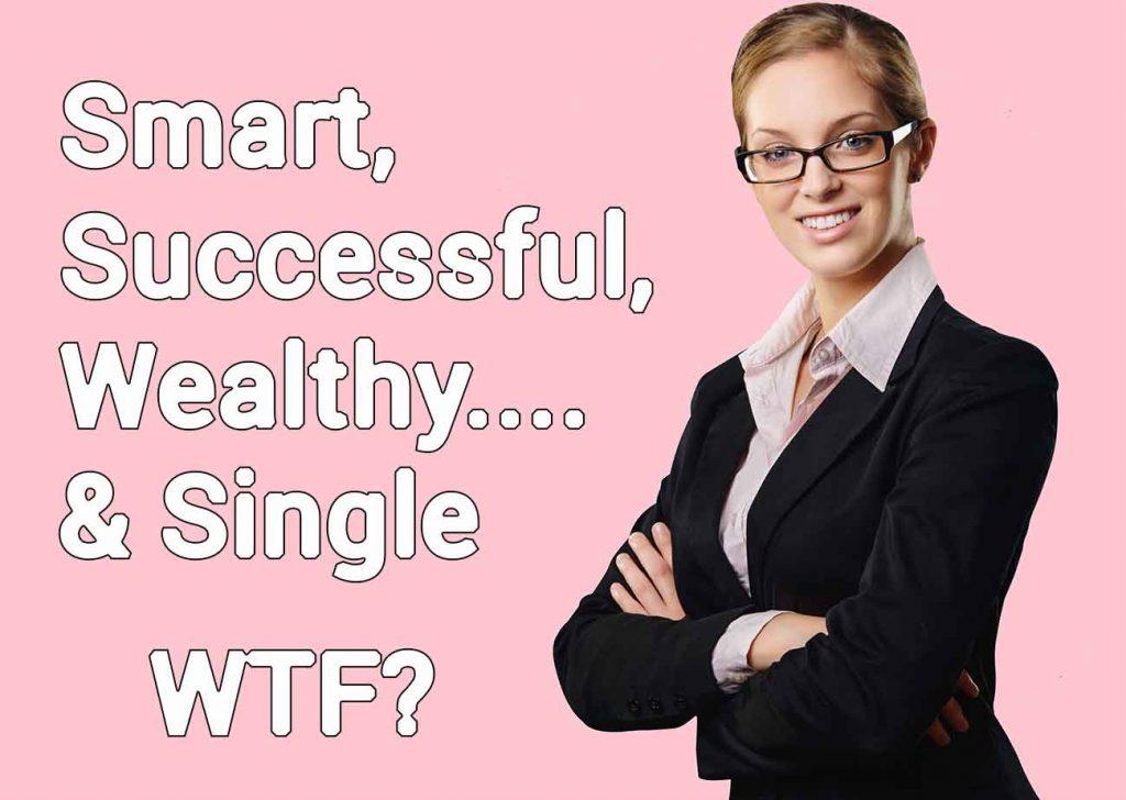 single successful woman
