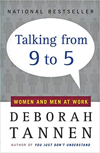 talking from 9 to 5 book cover