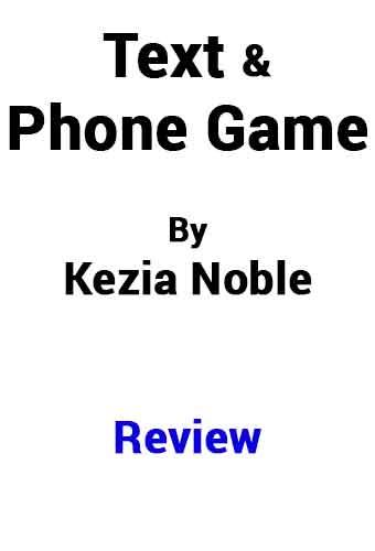 Kezia Noble Speed Dating