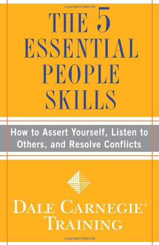 the 5 essential people skills book cover
