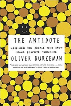 the antidote book cover