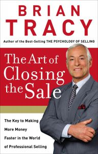 the art of closing the sale book cover