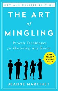 the art of mingling book cover