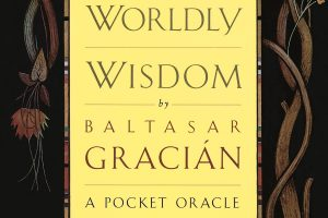 the art of worldly wisdom cover