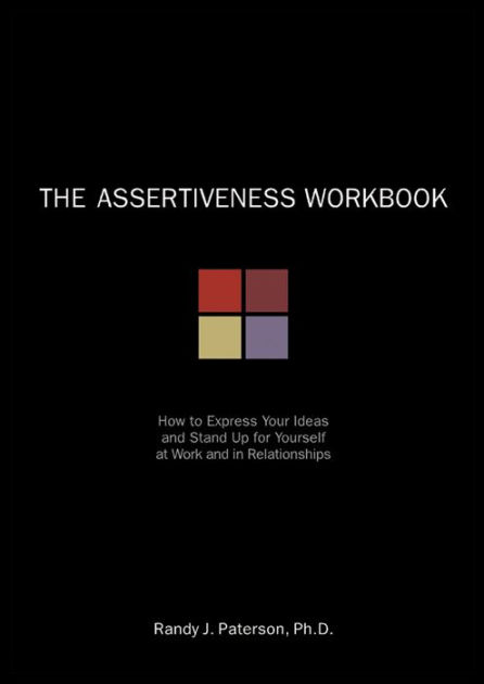 the assertiveness workbook