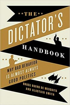 the dictator's handbook book cover