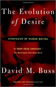 the evolution of desire book cover
