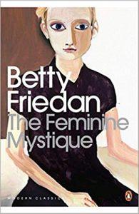 the feminine mystique book cover