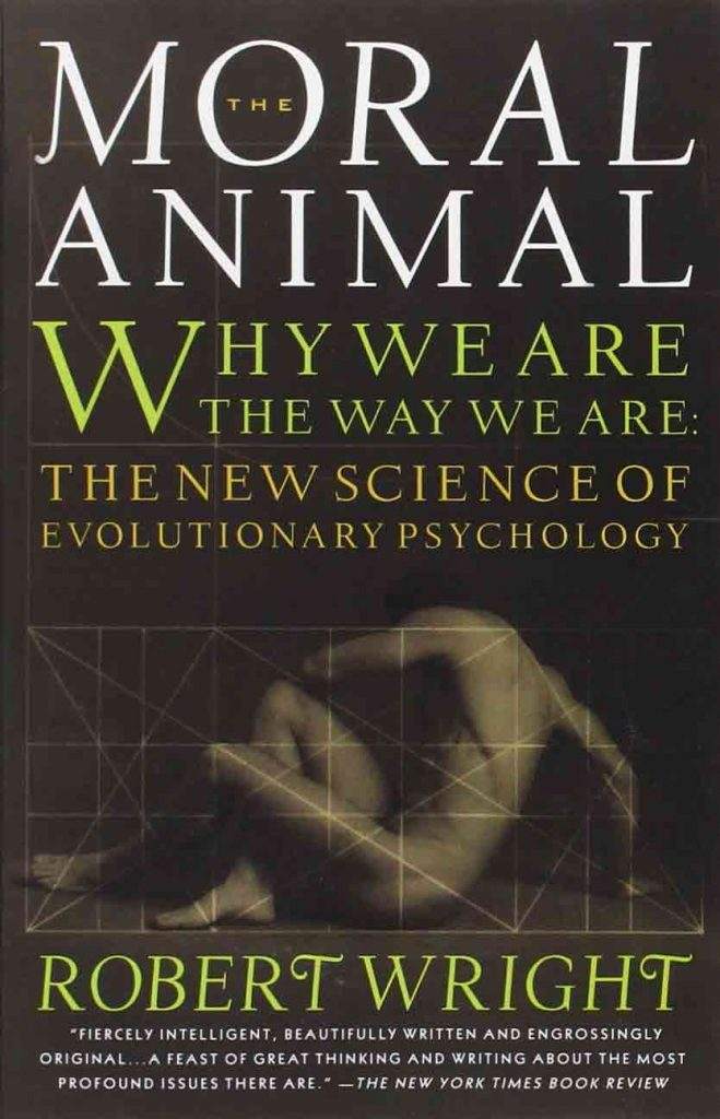 the moral animal book cover