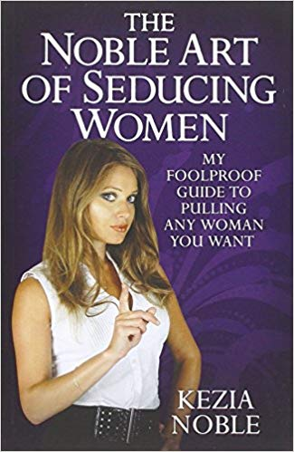 the noble art of seducing women boo cover