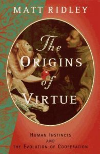the origins of virtue book cover