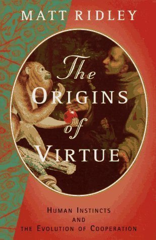 the origins of virtue book cover