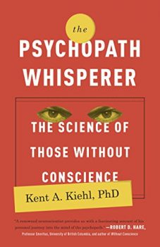 the psychopath whisperer book cover