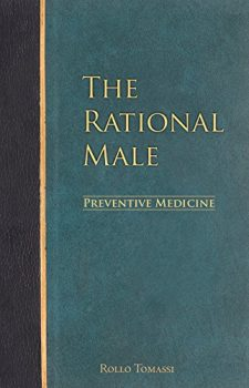 the rational male preventive medicine book cover