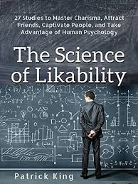 the science of likability book cover