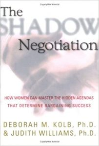 the shadow negotiation book cover