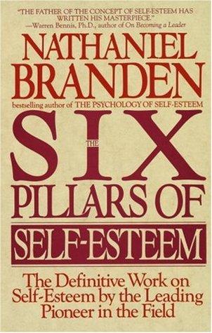 the six pillars of self esteem cover