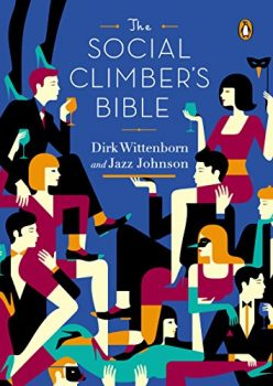 the social climber's bible book cover