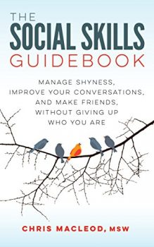 the social skills guidebook book cover