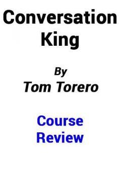 conversation king tom torero review