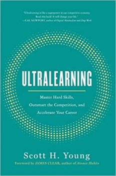 Ultralearning book cover