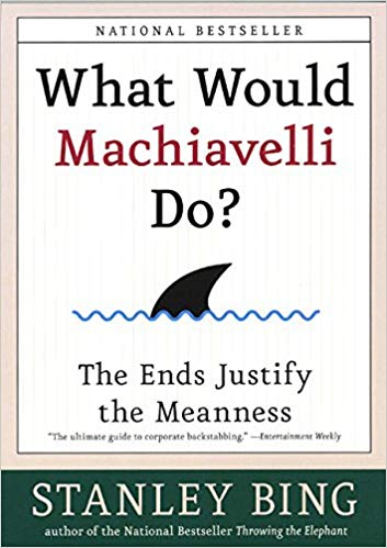 what would machiavelli do book cover