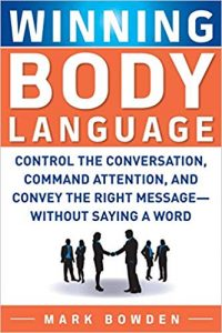 winning body laguage book cover